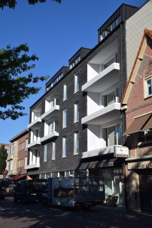 Installatie Ventilatie D systemen Appartementen Rondplein Mol