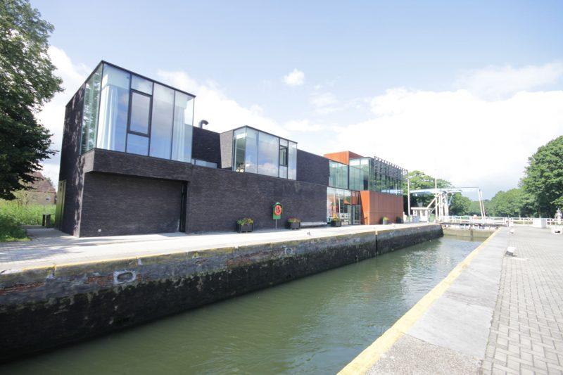 Installatie airco ventilatie gebouwenbeheersysteem Sluisgebouw Rijkevorsel