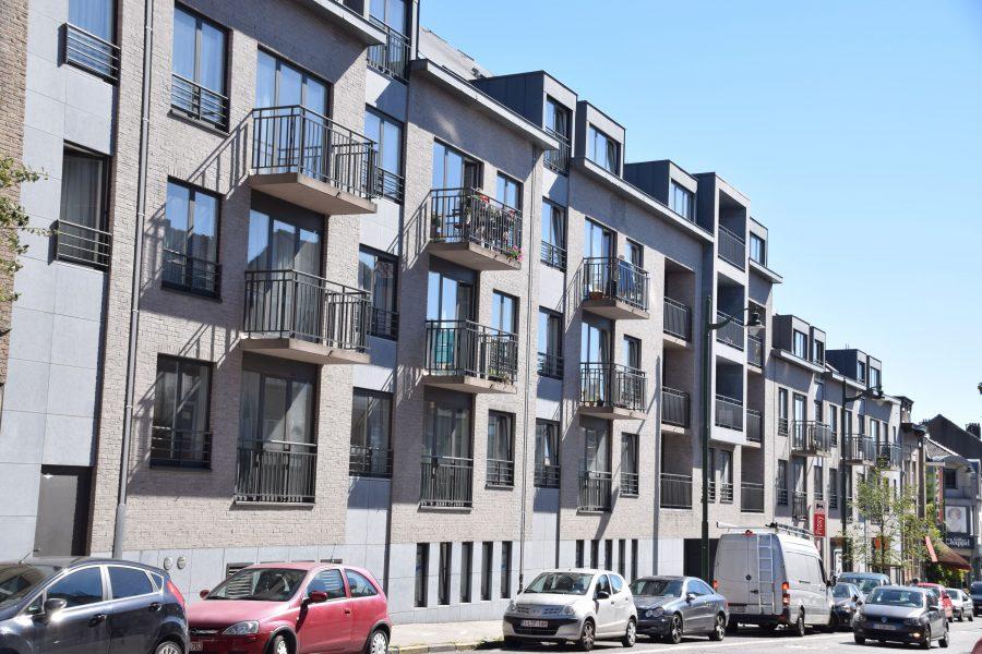Installatie C systeem appartementen Brussel