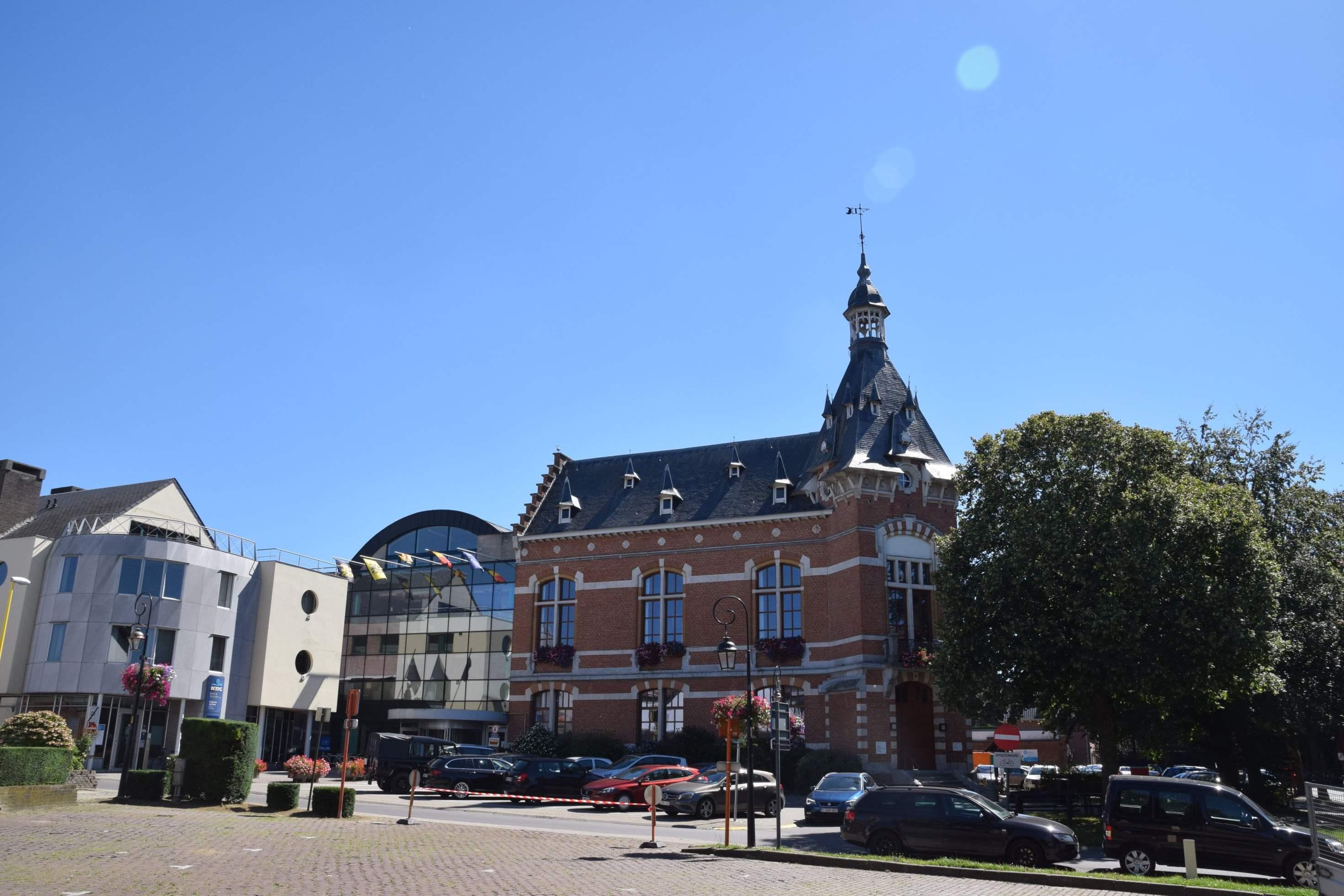 Airco Gemeentehuis Grimbergen