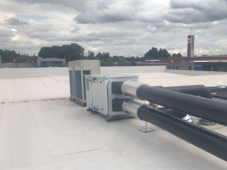 PFL Airco VRV Daikin / Systemair Ventilatie Beerse
